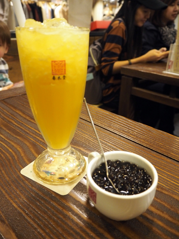 bubble tea taipei