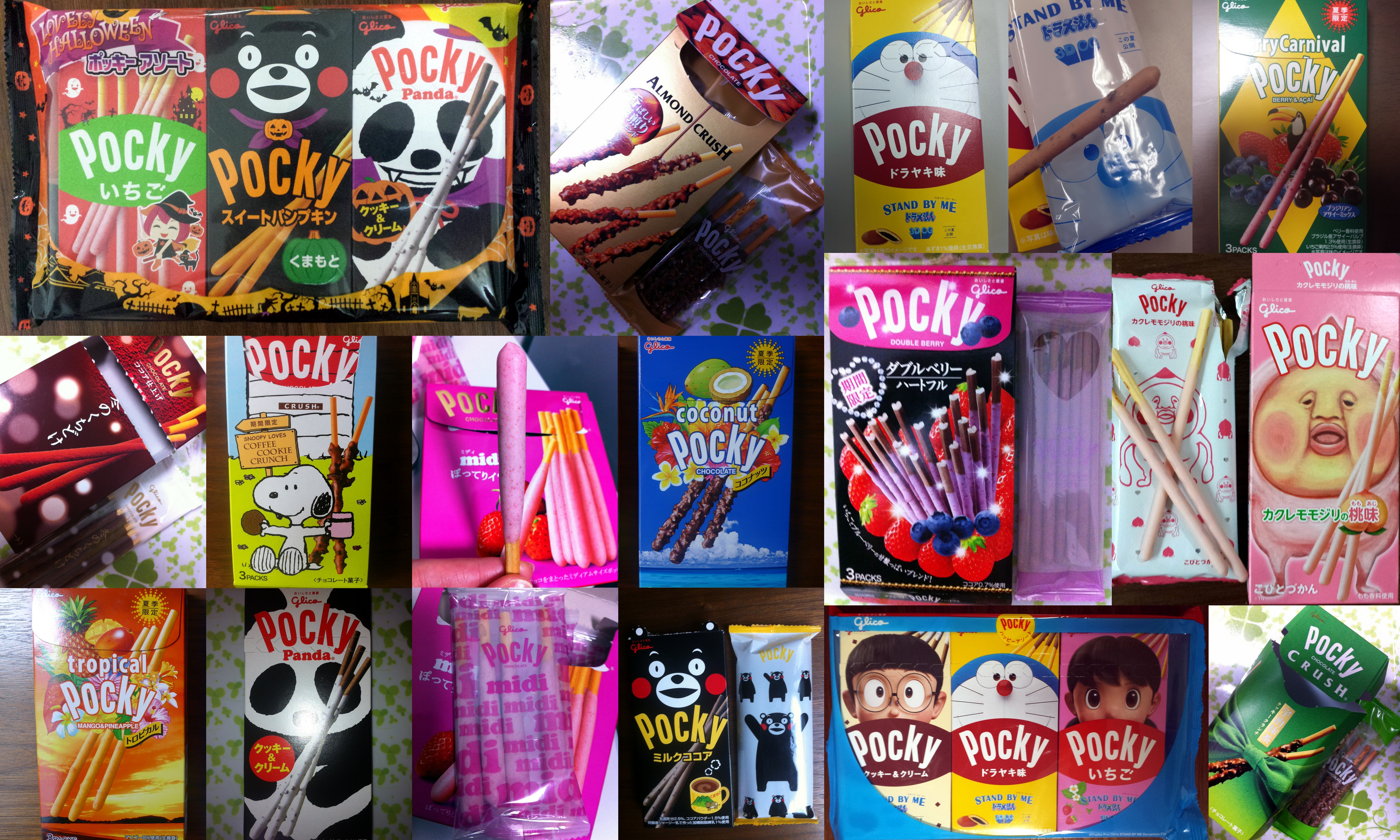 pocky japon