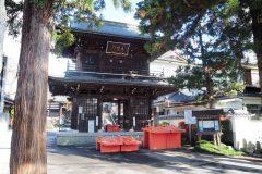 Azumino - Temple