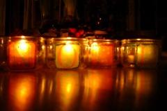 026-Bougies de Noël