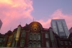 035-Gare de Tokyo