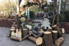 083-Décorations de Noël aux jardins Nunobiki, Kobe