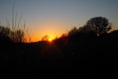 084-Coucher de soleil normand