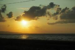 088-Coucher de soleil à Wakkanai