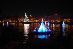 Disney Sea à Noël