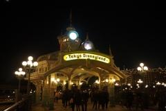 Disneyland à Noël - Entrée