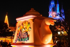 Disneyland à Noël