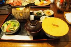 Takayama - Deuxième dîner