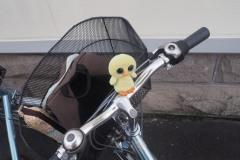 En vélo à Biei