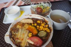 Biei - Déjeuner
