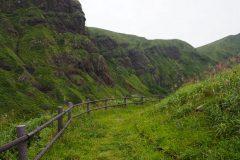 Rebun - Chemin vers Momodai / Nekodai