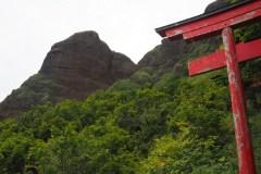 Rebun - Sanctuaire Nekoiwa