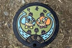Kinchakuda - Plaque d'égoût