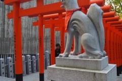 Kobe - Ikuta jinja