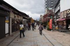 Matsumoto - Nawate doori