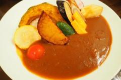 Matsumoto - Curry aux légumes locaux