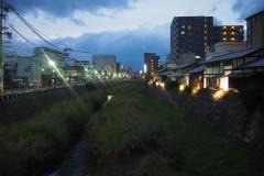 Matsumoto - A la nuit tombée