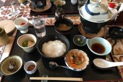 Petit déjeuner Chôseikan