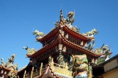 Jiufen - Temple