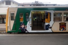 Train de Takasaki à Tomioka
