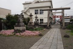 Tomioka - Sanctuaire Suwa