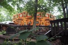 Moegi no mura - Carrousel