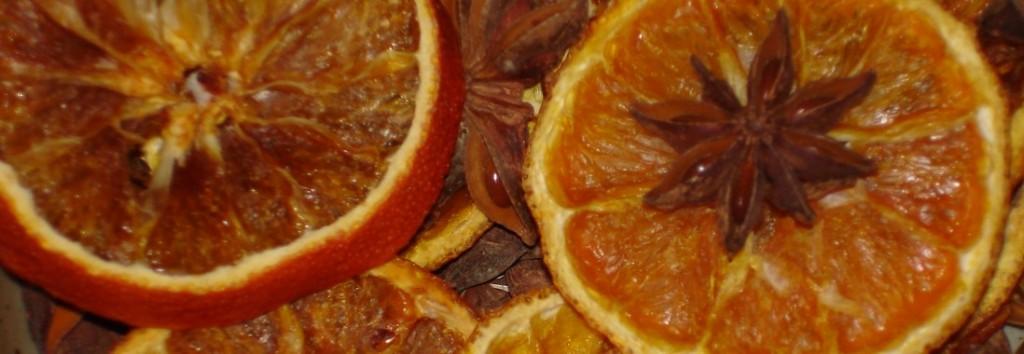 orange épices