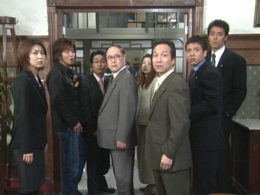 hero drama 2001