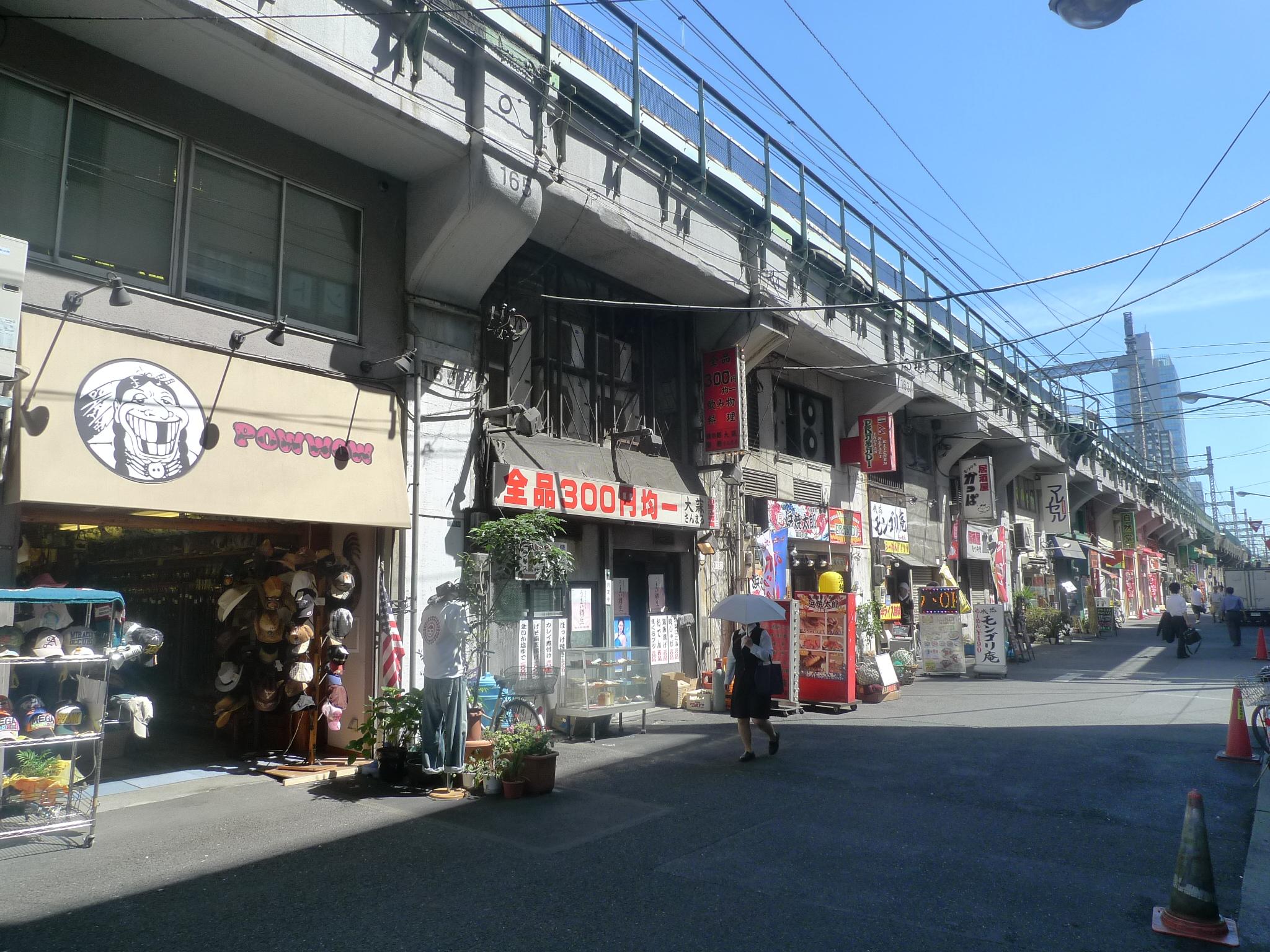ueno ameyoko
