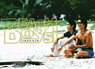 beach boys drama