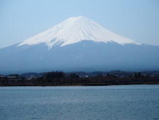 mont fuji kawaguchiko