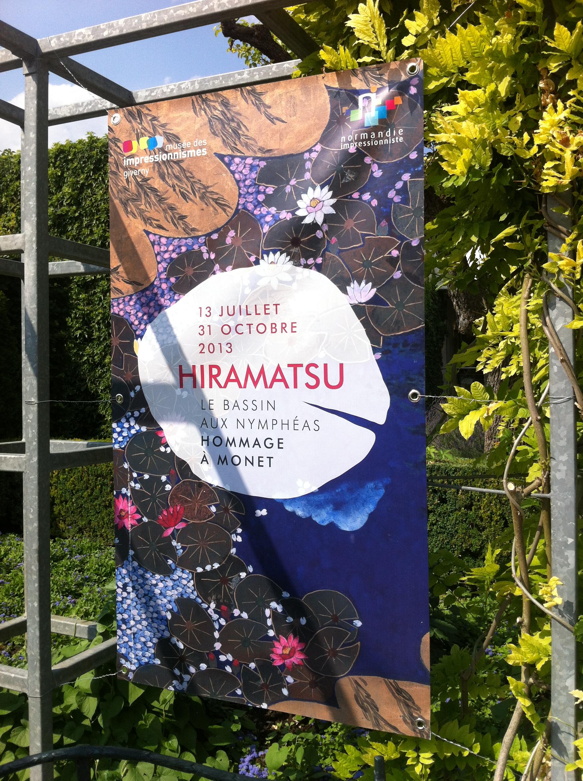 exposition hiramatsu giverny