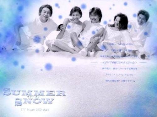 summer snow drama