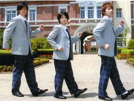 drama hanazakari no kimitachi e 2007