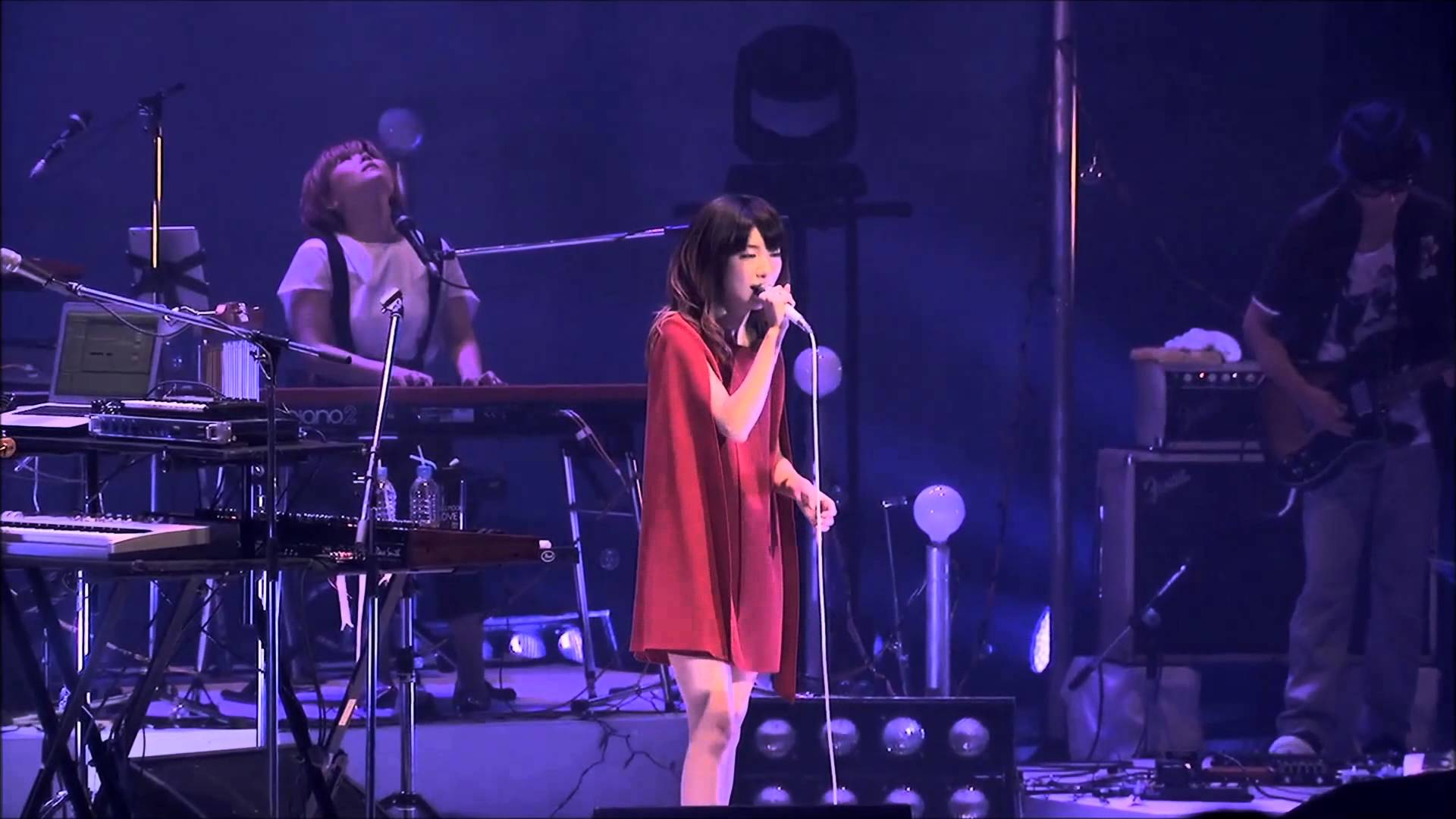 [Concert] moumoon FULLMOON LIVE SPECIAL 2014 ~ Chûshû no meigetsu ~ le 9 septembre au Nakano Sunplaza