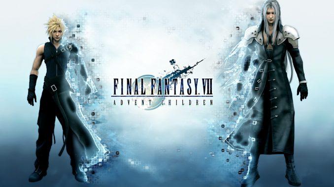 final fantasy vii advent children