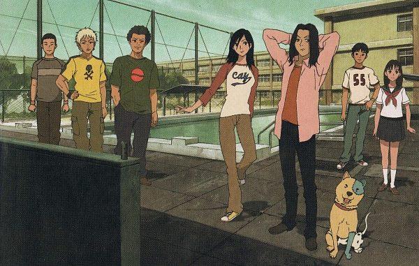 anime beck