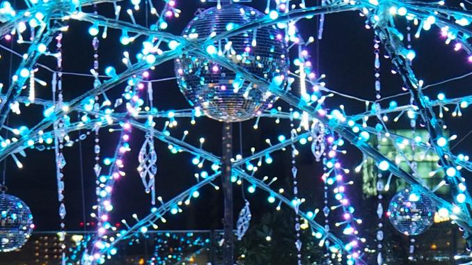 illuminations shinjuku 2017