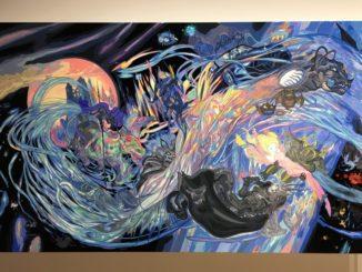 final fantasy 30th anniversary exhibition amano