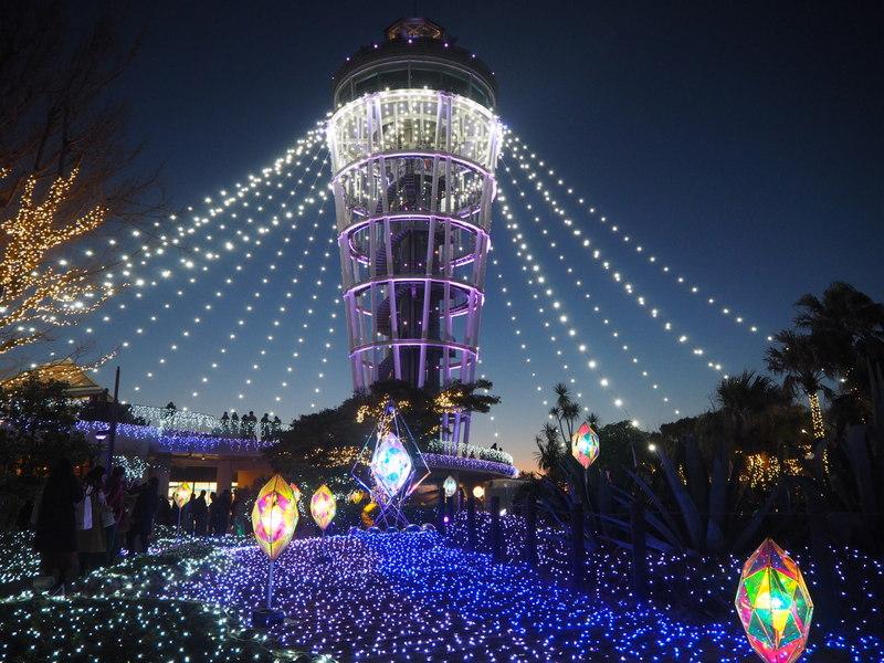 enoshima illuminations