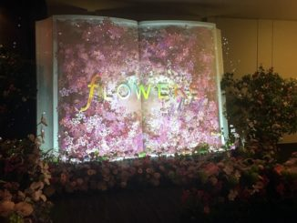 flowers by naked nihonbashi