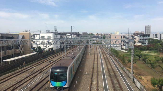 s-train et mont fuji