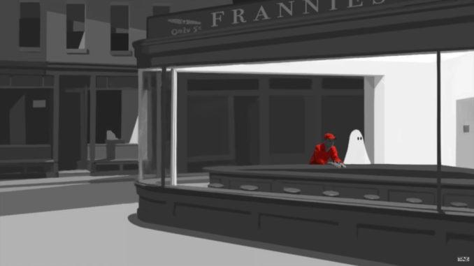travis ghost