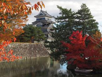 château Matsumoto momiji